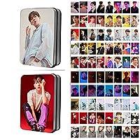 KPOP EXO BAEKHYUN SOLO2ディライトアルバムLOMOカードK-POPニューファッション自作紙フォトカードフォトカード40枚/セット