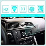 Maiqiken for Renault Kadjar 7 Inch 150×90mm Navigation Screen Protector Touch Screen Display Film 9H Hardness Anti Glare Anti Scratch GPS Screen Protector Foils