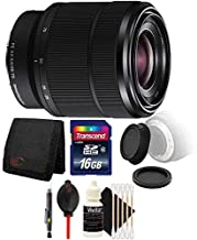 Sony FE 28-70mm f/3.5-5.6 OSS Lens for Sony Full Frame or Crop Mirrorless Cameras with Cleaning Tools and More