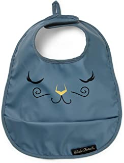 Elodie Details Babero para Bebés - Tender Blue, Azul