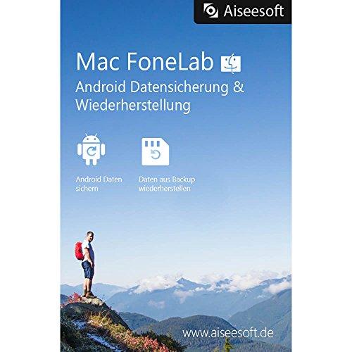 FoneLab für Android MAC -Datensicherung & Wiederherstellung (Product Keycard ohne Datenträger)