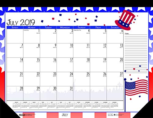 10 best 2019 calendar desk pad for 2020