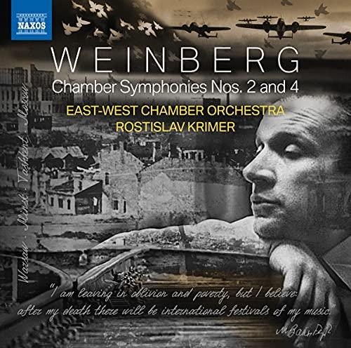 Chamber Symphonies 2 & 4