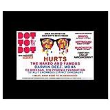 Music Ad World DOT TO DOT FESTIVAL - 2011 - Hurts, Ed