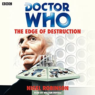 Doctor Who: The Edge of Destruction cover art