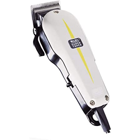 Wahl Professional 08466-424 Super Taper Professional Corded Clipper
