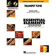 Hal Leonard Trumpet Tune (Includes Full Performance CD) Concert Band Level .5 to 1 Arranged by Michael Sweeney