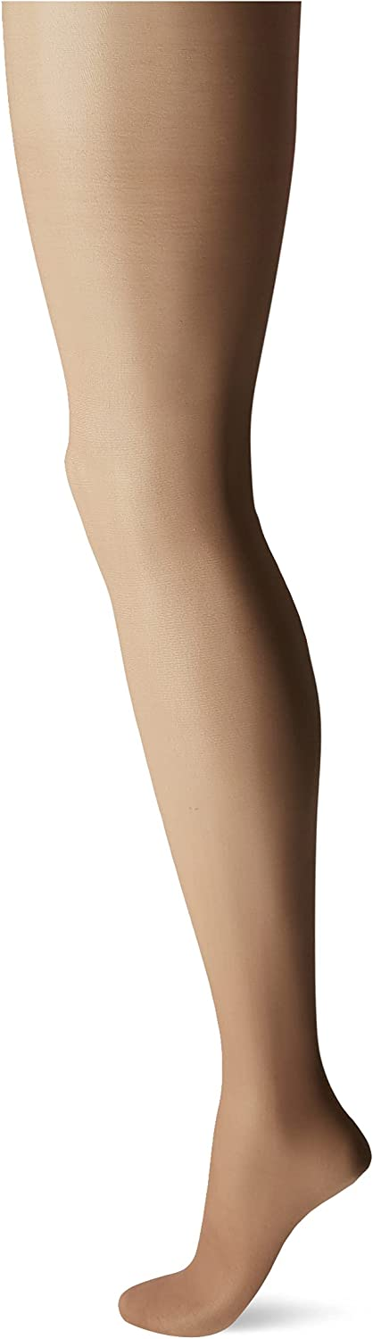 Hanes womens Control Top Pantyhose 6-pack