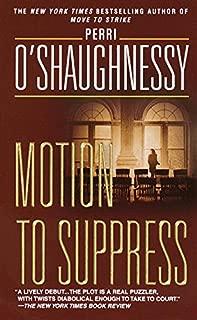 Motion to Suppress: A Novel (Nina Reilly Book 1)