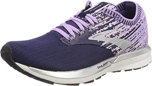 Brooks Women's Ricochet Purple/Lilac/Navy 12 B US