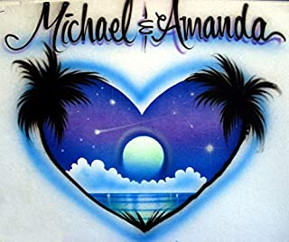 airbrush t shirts for couples