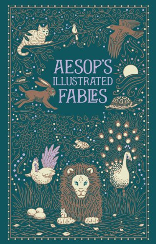 Aesop's Illustrated Fables (Barnes & Noble Leatherbound Classic Collection)