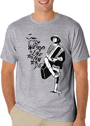 Fear and Loathing in Las Vegas Typewriter T-Shirt Men's Classic T-Shirt Large