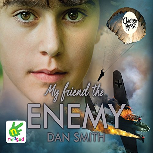 My Friend the Enemy audiobook cover art