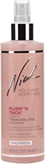 Nick Chavez Beverly Hills Plump 'N Thick Leave-In Thickening Hair Mist (8 oz)