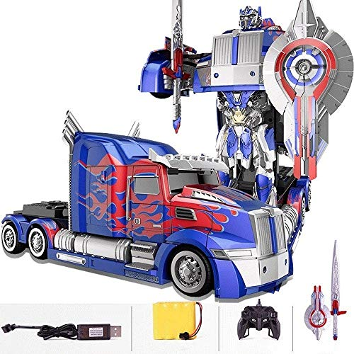 AIOJY Speed Drifting Semi-Truck Robot Toy 11 Years Old Boys Birthday Party...