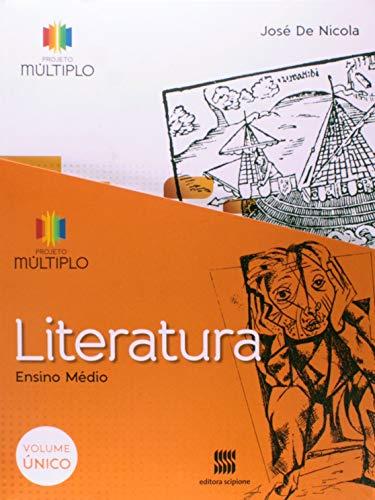 Projeto Multiplo - Literatura - Volume único