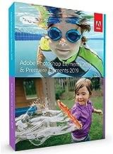 Adobe Photoshop Elements 2019 & Premiere Elements 2019 [PC/Mac Disc]
