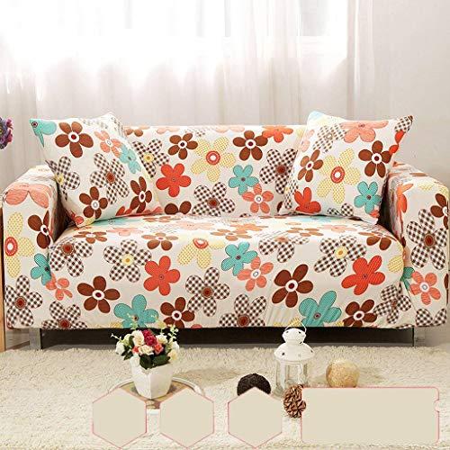 Zetelovertrek, elastische kracht vier seizoenen antislip bankovertrek Jacquard sofa kussen volledige overtrek meubelbescherming tegen huisdieren fauteuilovertrek