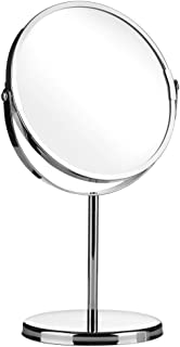 magnifying mirror for bathroom and make-up
