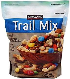 Kirkland Signature Nuts, Raisins, M&M's Trail Mix - 4 lbs.