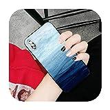 Funda de teléfono para iPhone 11 Pro Max Xr Xs Max 6S 8 7 Plus teléfono Cover-a6-iPhone XR