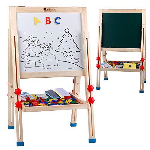 Kids Drawing Board Children Standing Art Easel...