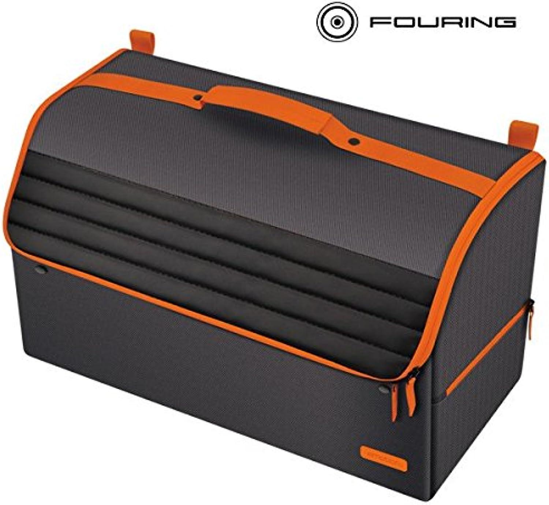 Emotion Multipurpose Trunk Organizer Storage Bag Cargo Bag  21 x9 x13  (Large)