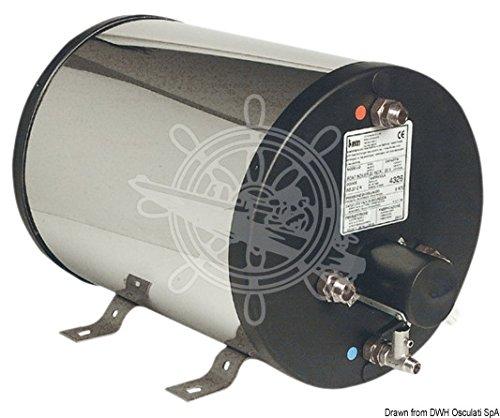 Osculati Calentador de Agua Vitroporcelanado 45 litros