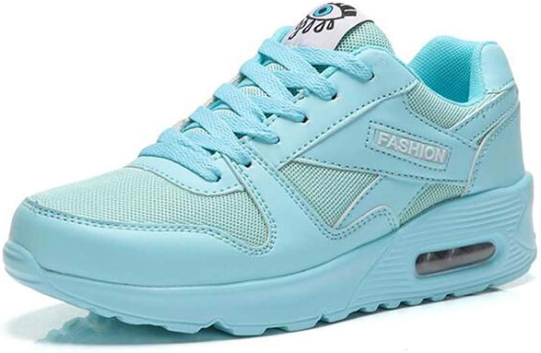 GAOPF Women Air Cushion Sports Casual shoes Mesh Sneakers Traning Running shoes