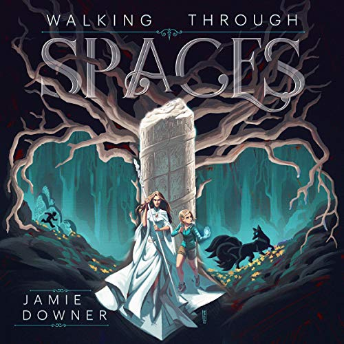 Walking Through Spaces cover art