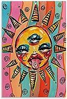 1000子供の教育玩具-写真太陽の装飾絵画絵画