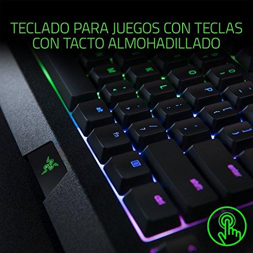 Razer Cynosa Chroma - Teclado gaming con iluminación