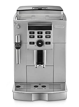 De'Longhi ECAM 23.120SB freistehend halbautomatisch Maschine Espresso 1.8L 2Tassen schwarz, silber