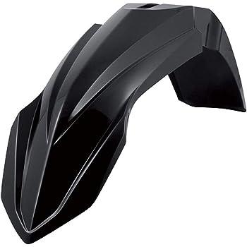 Acerbis 24496-70001 Rear Fender Black