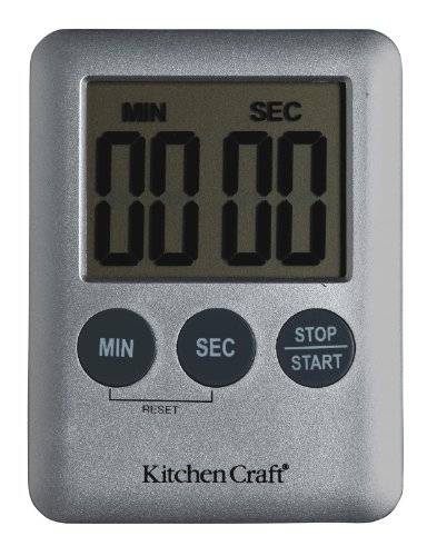 Kitchen Craft Blue Card SLI MLine Digital Timer
