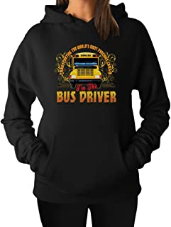 School Bus Driver Thank You Gift Back to School Women Hoodie