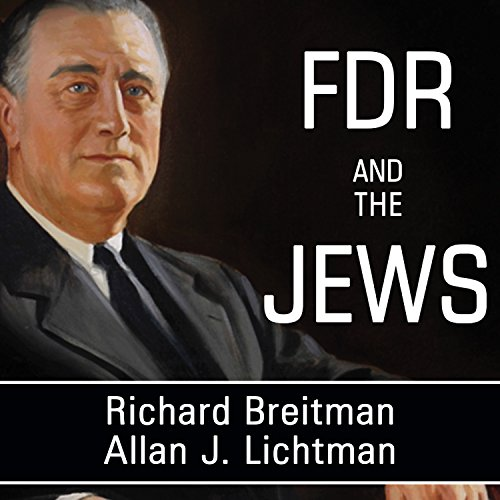 FDR and the Jews audiobook cover art