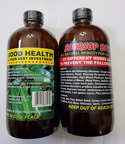 Soursop Bitters 8 oz. (Pack of 2)