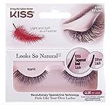 Kiss Ciglia Finte Look So Natural Lash Iconic - 14 gr