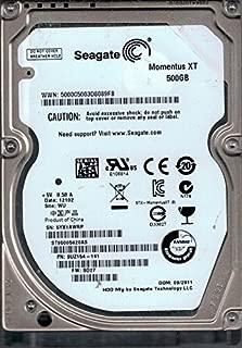 ST95005620AS P/N: 9UZ154-141 F/W: SD27 WU 5YX Seagate 500GB