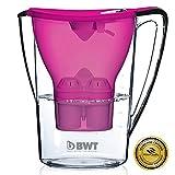 BWT Water Filter Pitcher, Aubergine