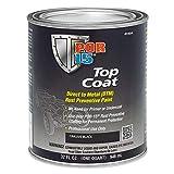 POR-15 45904 Top Coat Chassis Black Paint, 32 fl....