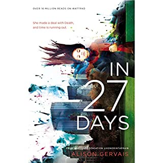 In 27 Days audiobook cover art