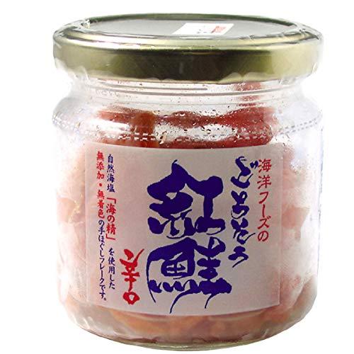 海洋フーズ『ごちそう紅鮭 辛口』