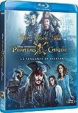Piratas Del Caribe: La Venganza De Salazar [Blu-ray]