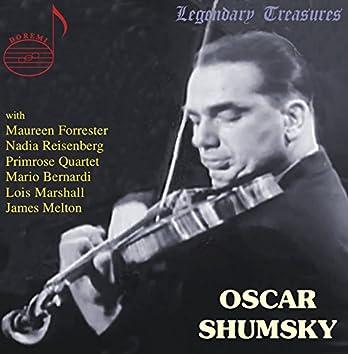 Oscar Shumsky: A Retrospective