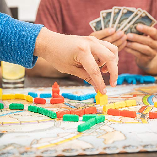 Ticket to ride Europe - 7