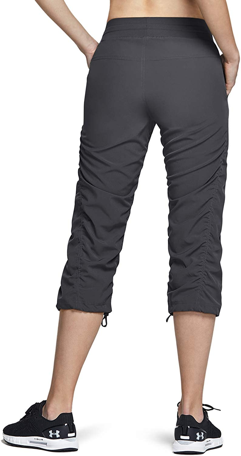 Athletic Running Pants with Pockets TSLA Womens Lightweight Track Pants Quick Dry Hiking Jogger Pants