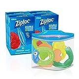 Ziploc Freezer Bags, Quart, 4 Pack, 30 ct (120 Total Bags)